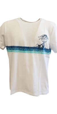 T-shirt uomo Peanuts Charlie Brown