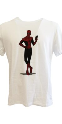 T-shirt uomo Spider Man